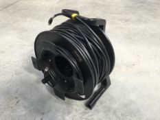 80m HDSDI Cable on a drum