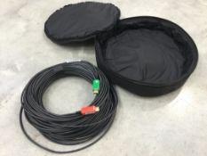 Kramer 45 meter 4K HDMI Fibre Cable c/w Bag