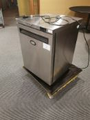 Foster HR-140 145ltr Stainless steel under couter