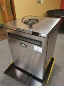 Foster HR-140 145ltr Stainless steel under counter