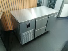 Precision MCU 211 Stainless steel Two Door Counter