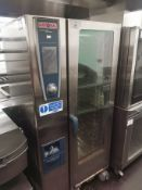 Rational Scc 201 self cooking centre White Efficiency