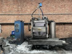 Cryogenic Systems & Parts Cryomatic 6000, Cryogenic Deflasing Machine