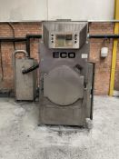Eco Rotor TS10, Media Blasting Cryogenic Deflashing Machine