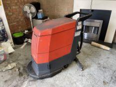 Hakomatic E/B 450/530 Floor Cleaning Machine.