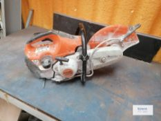 Stihl TS410 cut of saw Serial No 4233 351 0501