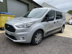 Ford Transit Connect 230 Trend, 1,499cc, 6 Speed Manual Diesel Panel Van, Registration No. BM68 CTZ,