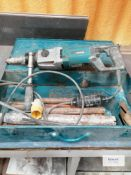 Makita DMB 131 Diamond core drill Serial No 0100 Date of Man 11/2007