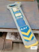 C.A.T 3 Radiodetection locater