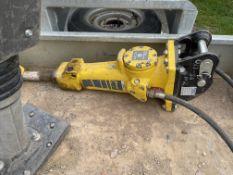 Epiroc SB 102 Hydraulic Breaker with Whites KX41-3 Attachment (2020)