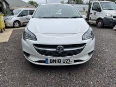 Vauxhall Corsa Sportive CDTI S/S, 1,248cc 5 Speed Manual Car Derived Van, Registration No. BN18 UZL,