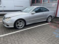 Mercedes CLK55 AMG Automatic - MF53 VYN - Gearbox Faulty
