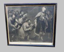 Robert Dunkarton, 1744 London - 1810 unbekanntLithographie/Papier. Sammlung von 5 Lith