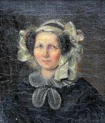 Carl Schmidt, um 1805 - nach 1850Öl/Leinwand. Darstellung von Helene Henriette Elisab