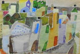 Eduard Bargheer, 1901 Hamburg - 1979 Hamburg