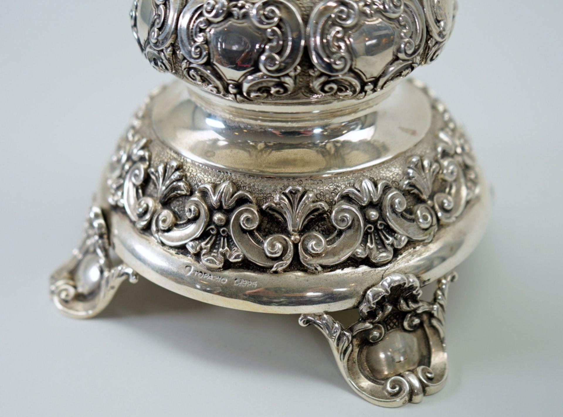 Silber-Kandelaber - Image 6 of 8