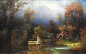 Hans Thoma, 1839 Oberlehen - 1924 Karlsruhe