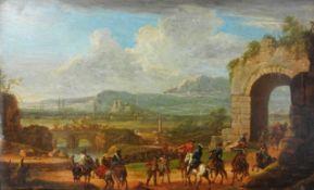 Karel Breydel, 1678 Antwerpen – 1733 ebenda