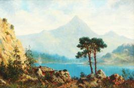 Bergsee am Bristen