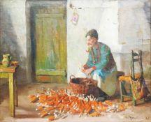 Andor G. Horvath, 1876 Budapest - 1966 ebenda