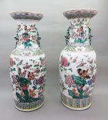 Paar chinesische Bodenvasen