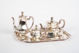 Kaffee- und Tee-Service, Grimminger, Schwäbisch Gmünd