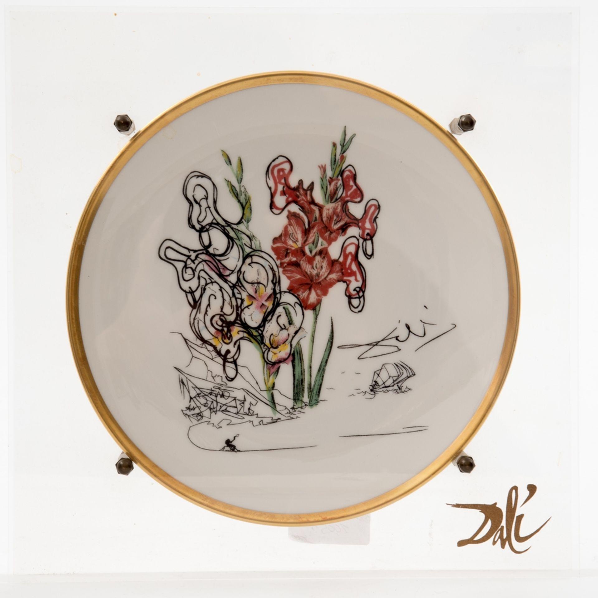 Dali, Salvador, Teller , Las Flores Dalinianans