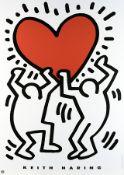 Haring, Keith: Heart