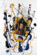 Arman (Armand Pierre Fernandez): Violin Sonata in B-Dur