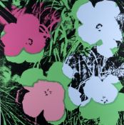 Warhol, Nach Andy: Flowers