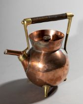 Christopher Dresser, Benham & Froud, Hot water kettle