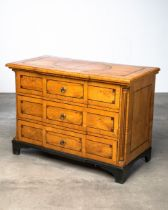 Louis Seize chest of drawers
