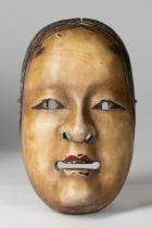 Nô mask ko-omote, Japan