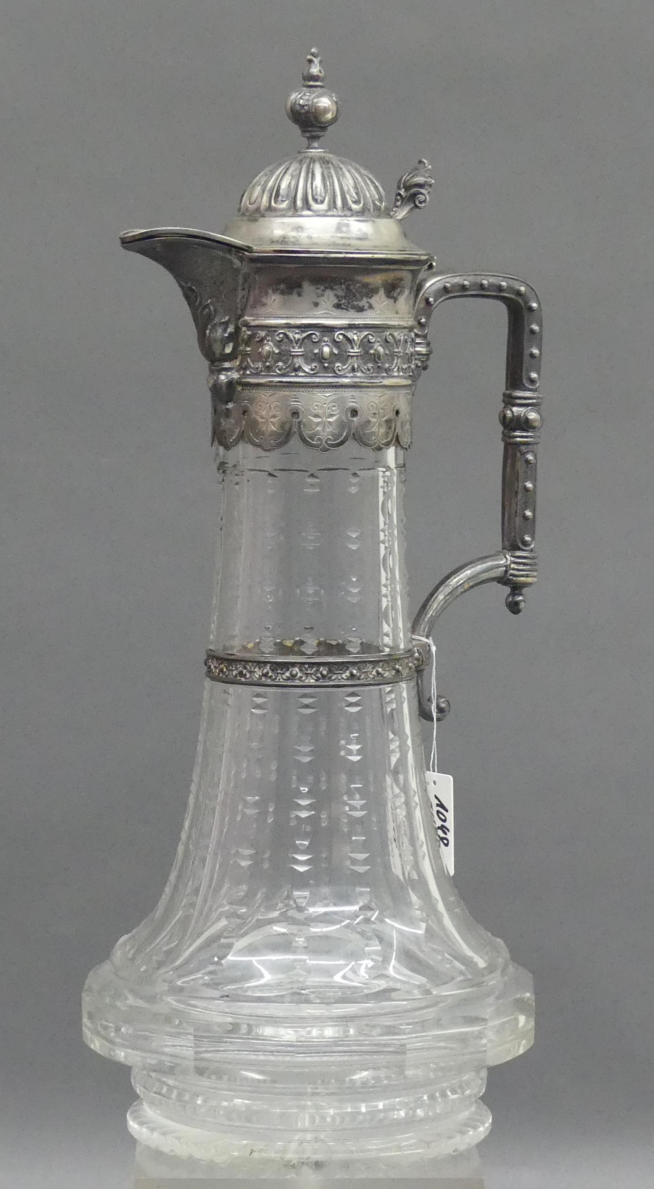 Schenkkanne, um 1900