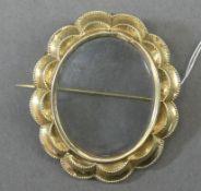Goldrähmchen, um 1880