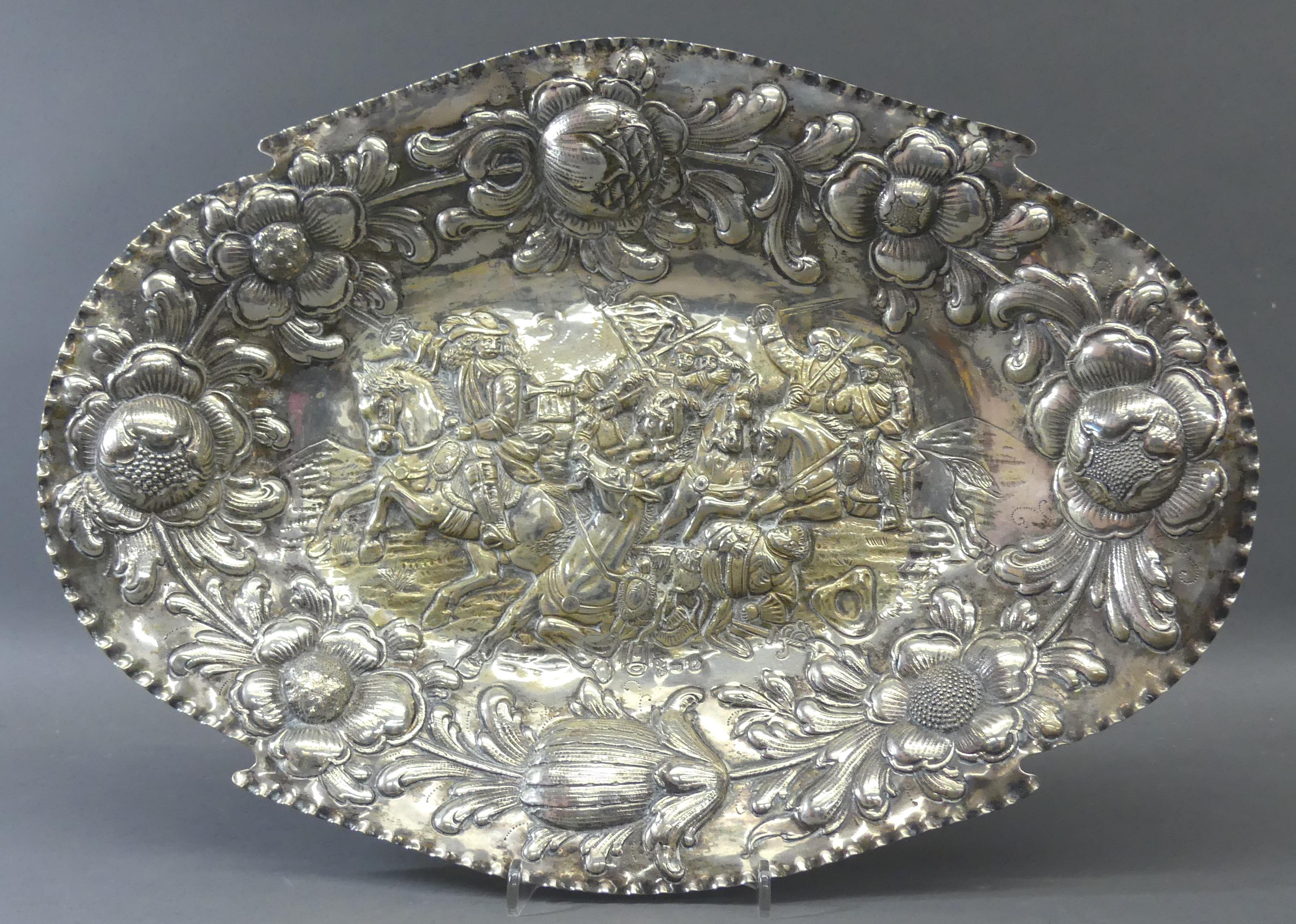 Silberschale