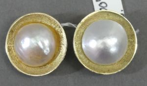 Paar Ohrclipse