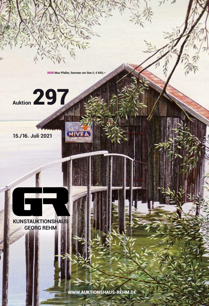 297. Kunstauktion