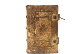 Barockes Buch im Ledereinband