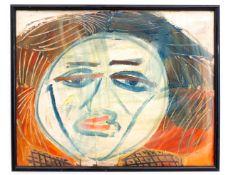 """Gemälde """" Marie Noell"""" , Herbert Achternbusch"""