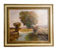 """Gemälde """"Herbstlandschaft"""""""