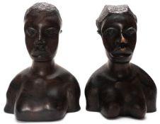 Afrikanische Ritual/Fruchtbarkeitsfiguren