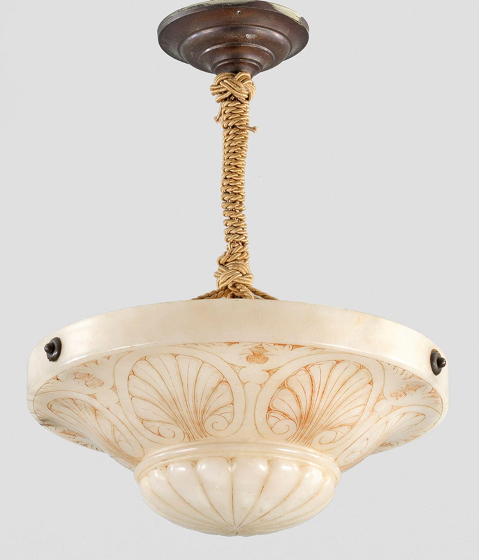 Art Déco-Deckenlampe