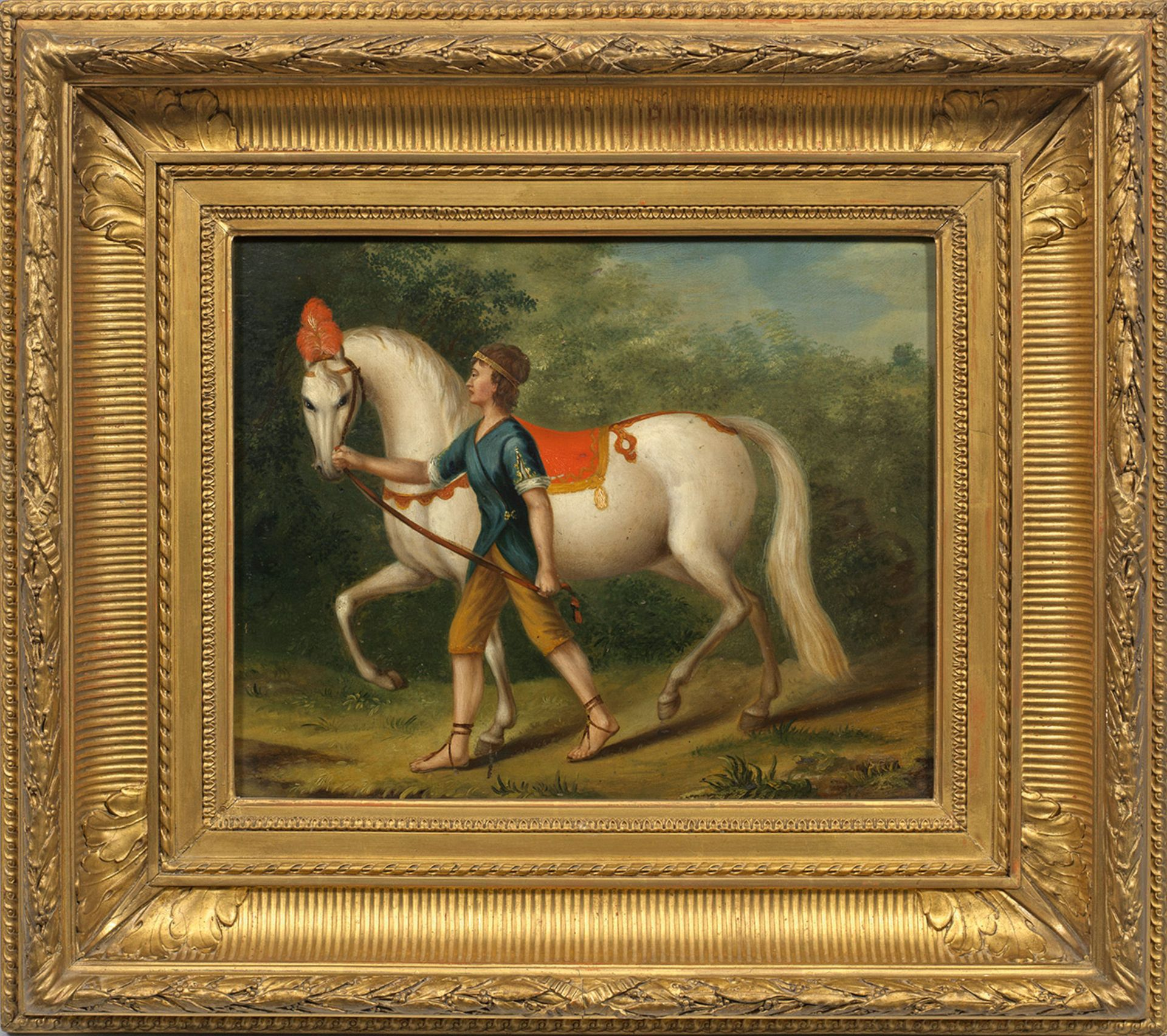 Französischer Tiermaler