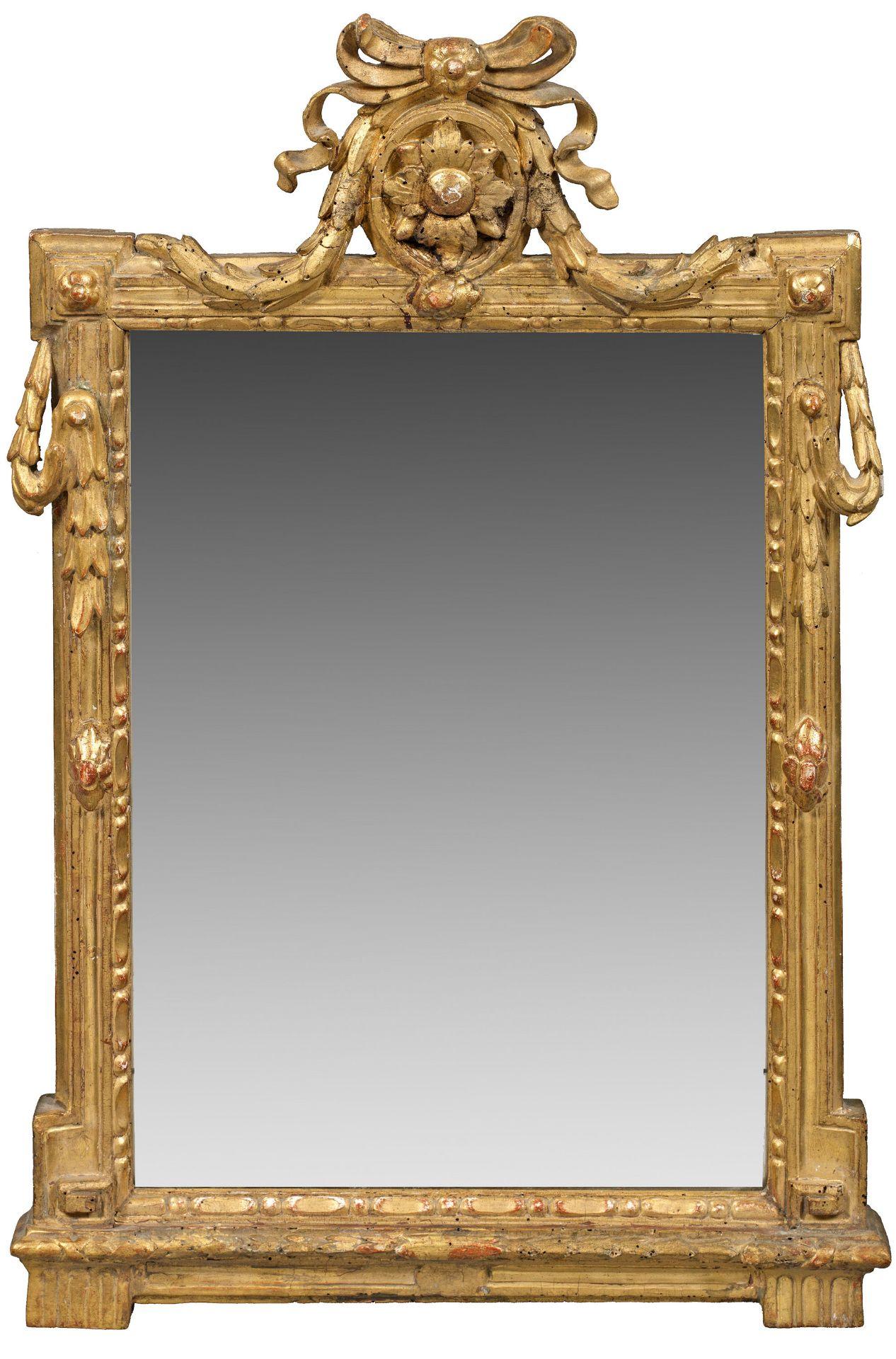 Louis XVI-Wandspiegel