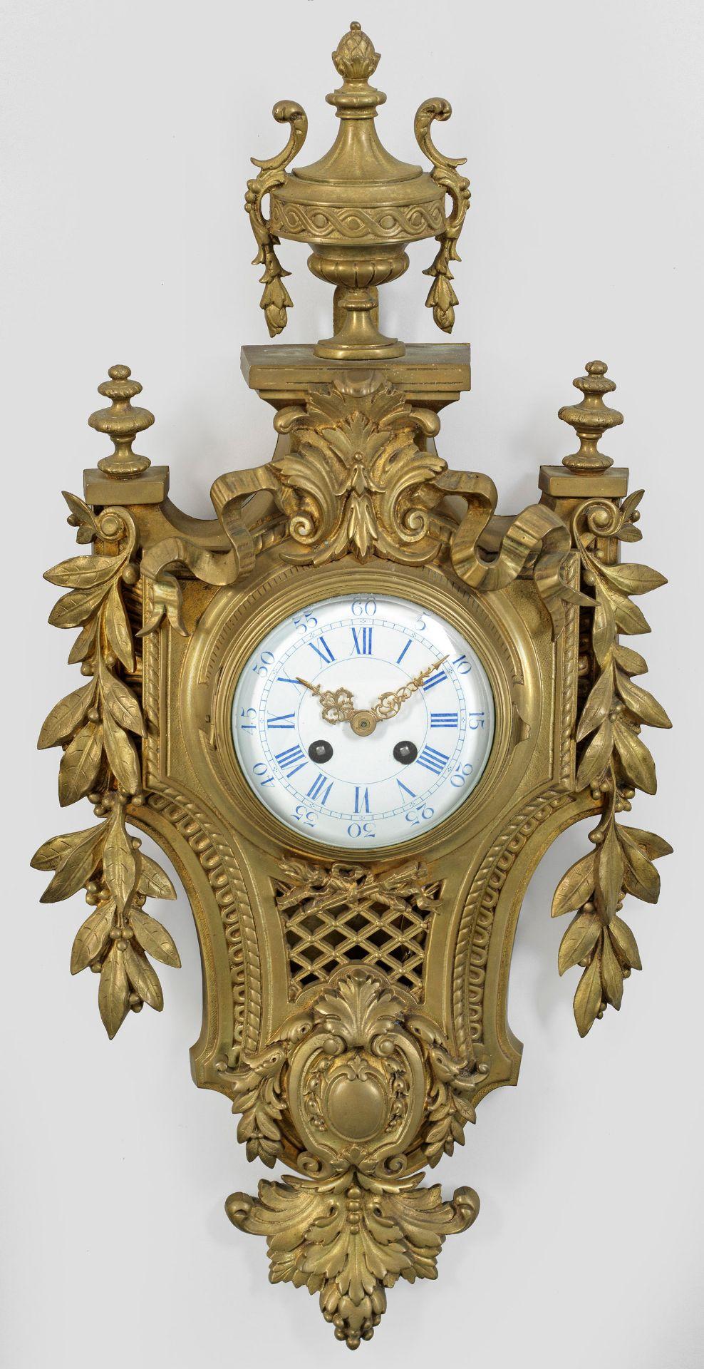 Louis XVI-Carteluhr