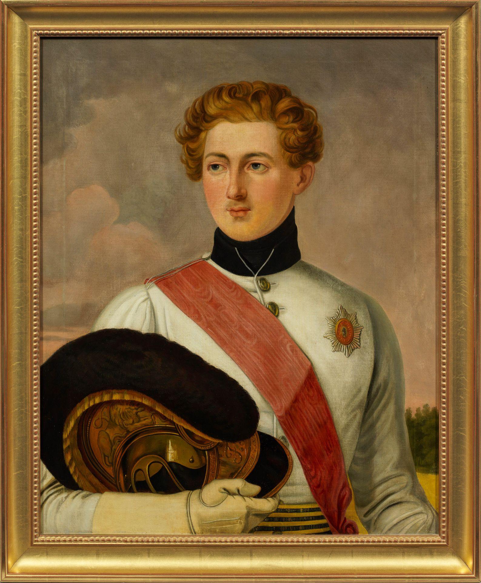 Deutscher Porträtmaler