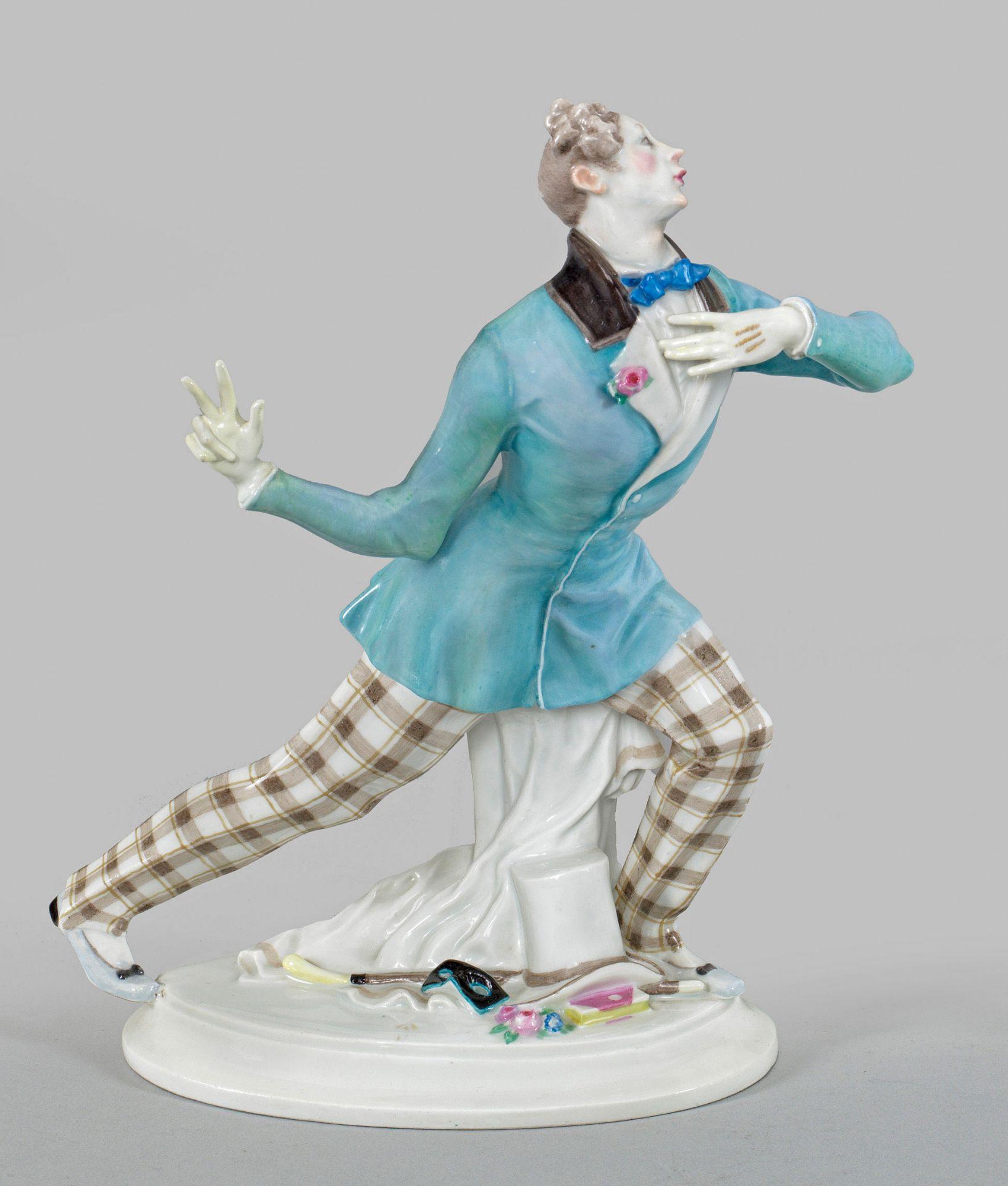 """Eusebius"" aus dem Russischen Ballett"