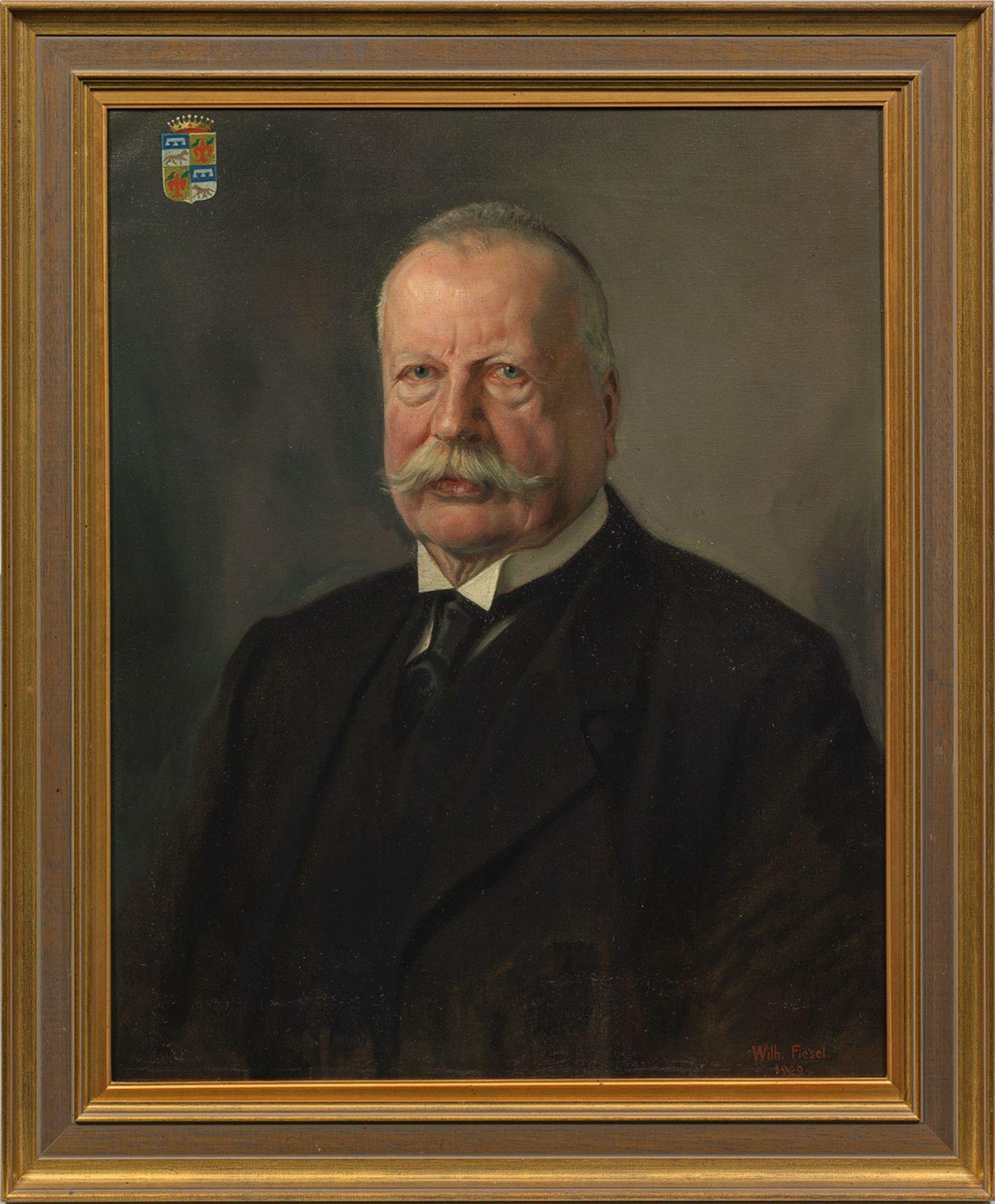 Wilhelm August Fiesel - Bild 2 aus 2