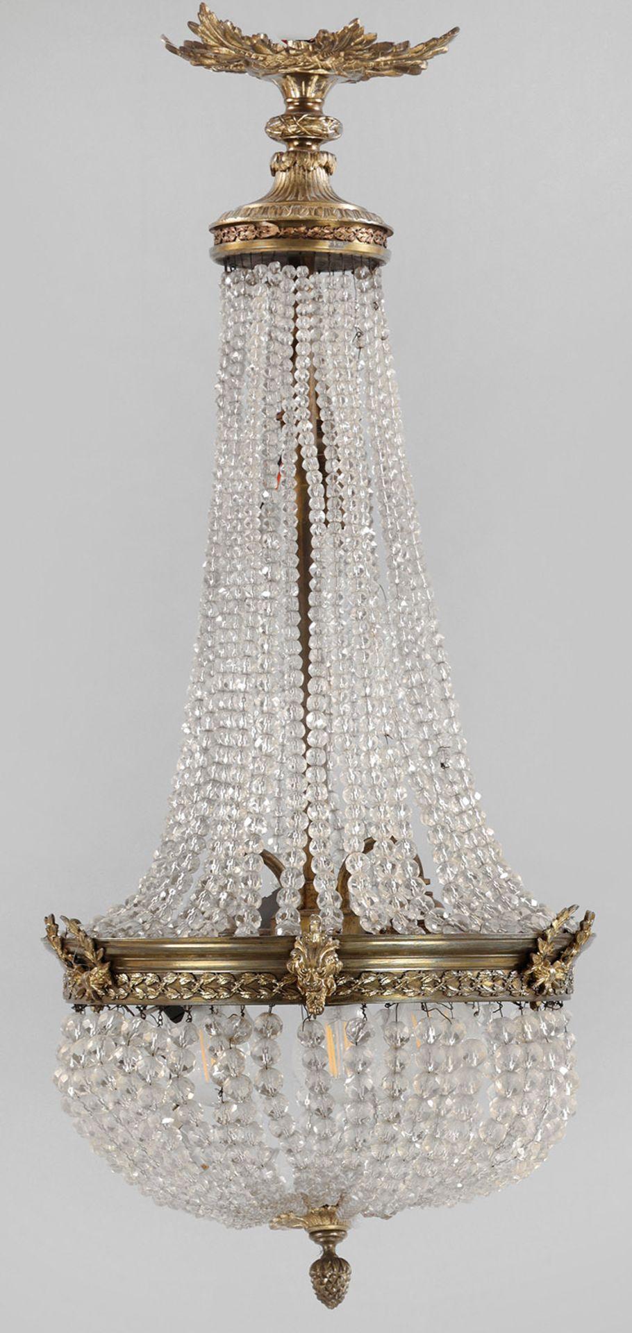 Louis XVI-Deckenlüster